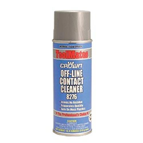 Degreasers and Contact Cleaners