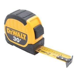 Inch Only Tape Measures